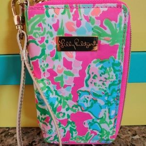 Lilly Pulitzer 🌺 Southern Charm Wristlet